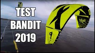 Kitesurf: Test Bandit XII Summer edition (2019)