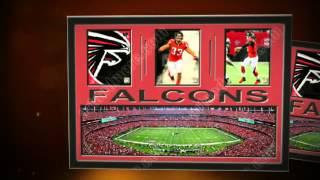 Atlanta Falcons Players Prints & Posters, Sports Art, Memory Mats