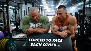 THE FACE OFF! | Arm Workout Darkzone Challenge #ABWTFM