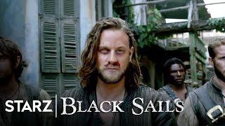 Black Sails | Official Season 2 Trailer | STARZ