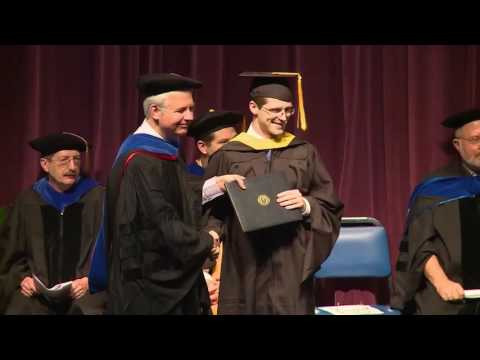 2016 Master of Science (MS) Hooding Ceremony