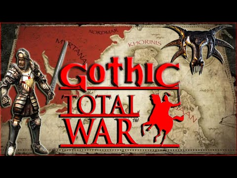Gothic: Total War ХРОНИКИ МИРТАНЫ ОБЗОР МОДИФИКАЦИИ