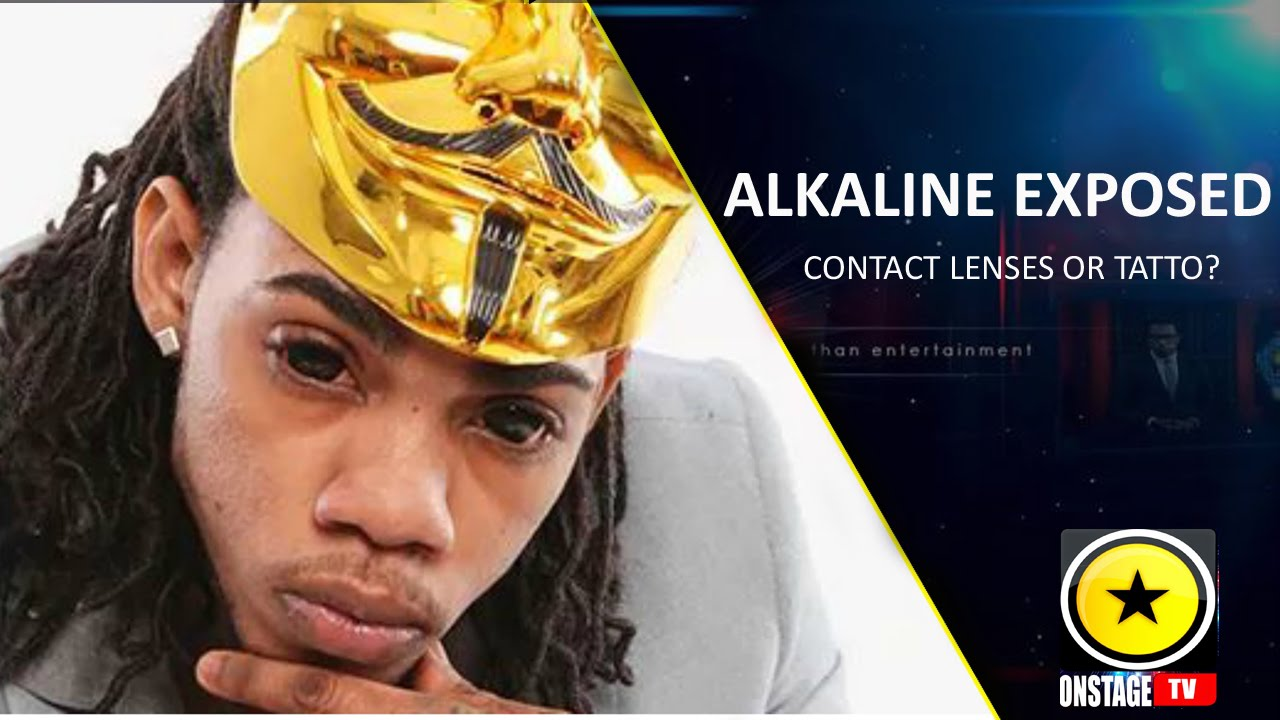 alkaline exposed contacts or