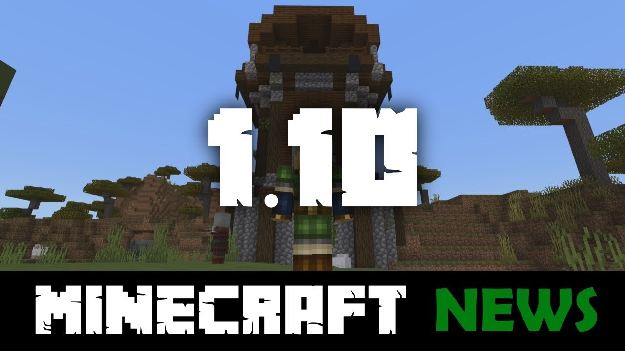 Bedrock Edition 1 10 0 – Official Minecraft Wiki