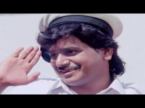Laxmikant Berde, Mohan Joshi, Nashibwan - Marathi Comedy Scene 11/24