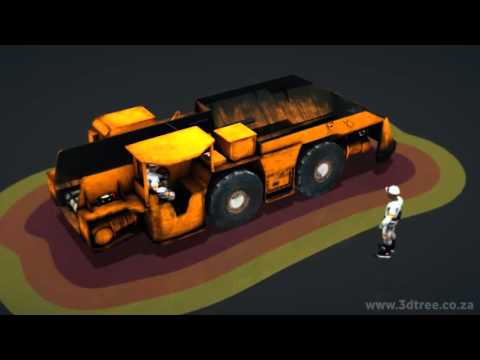 3D Mining Animation - by 3DTree