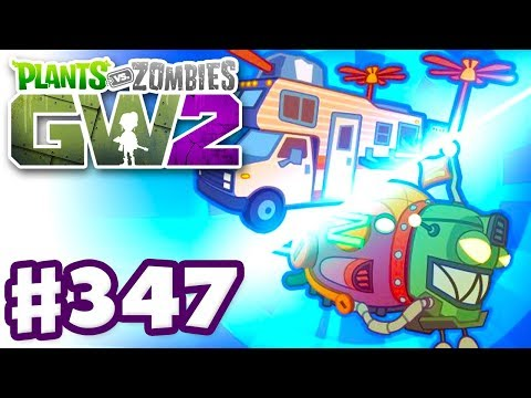 CRRRRAAAZY DAYZ! New DLC! - Plants vs. Zombies: Garden Warfare 2 - Gameplay Part 347 (PC)