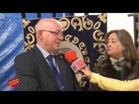 Entrevista de Helena Olaya a Maria José Chacón y Antonio Floristeria para las meriendas Codrade