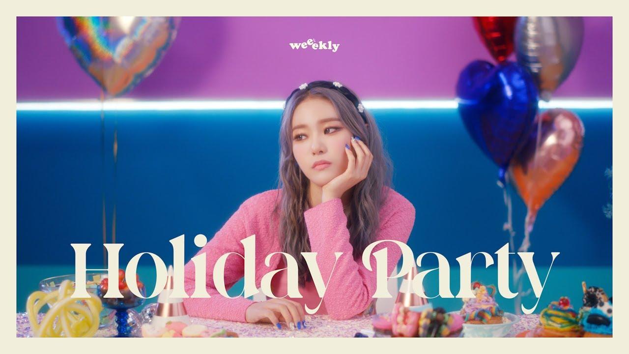 Weeekly(위클리) : 4th Mini Album  [Play Game : Holiday] Concept Film #M - Monday(먼데이)