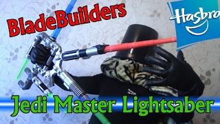 Jedi Master Lightsaber - BladeBuilders (Hasbro) с участием Дарта Недовейдера