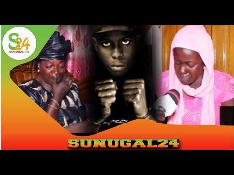 Dossier spécial dédié à Ngaka: Sa Maman et sa sœur inconsolable (attention âmes sensible)