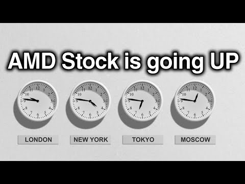 AMD stock is going UP | Too late to invest?