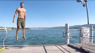 Outdoor Tabata Workout - w/ Brett Ferguson