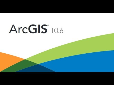Download ArcGIS 10.6 - YouTube