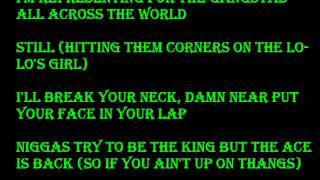Dr.dre ft snoop dogg-still dre lyrics