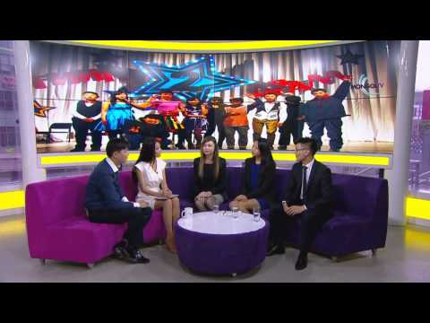 Bridge Blue Mongolia @ Mongol TV HD