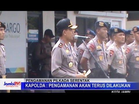 Kapolda Lepas 200 Brimob Polda Aceh