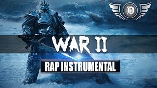 Epic Aggressive Orchestral Battle RAP Instrumental - WAR II