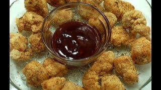 Popcorn Chicken - By Vahchef @ vahrehvah.com