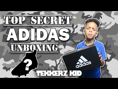 Top Secret Adidas Ace 17.1 UNBOXING!! | My New Favourite Football Boots!!