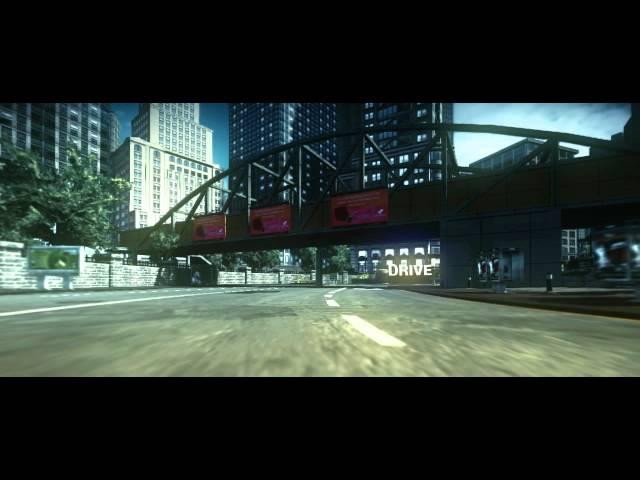 Ridge Racer Unbounded E3 2011 trailer