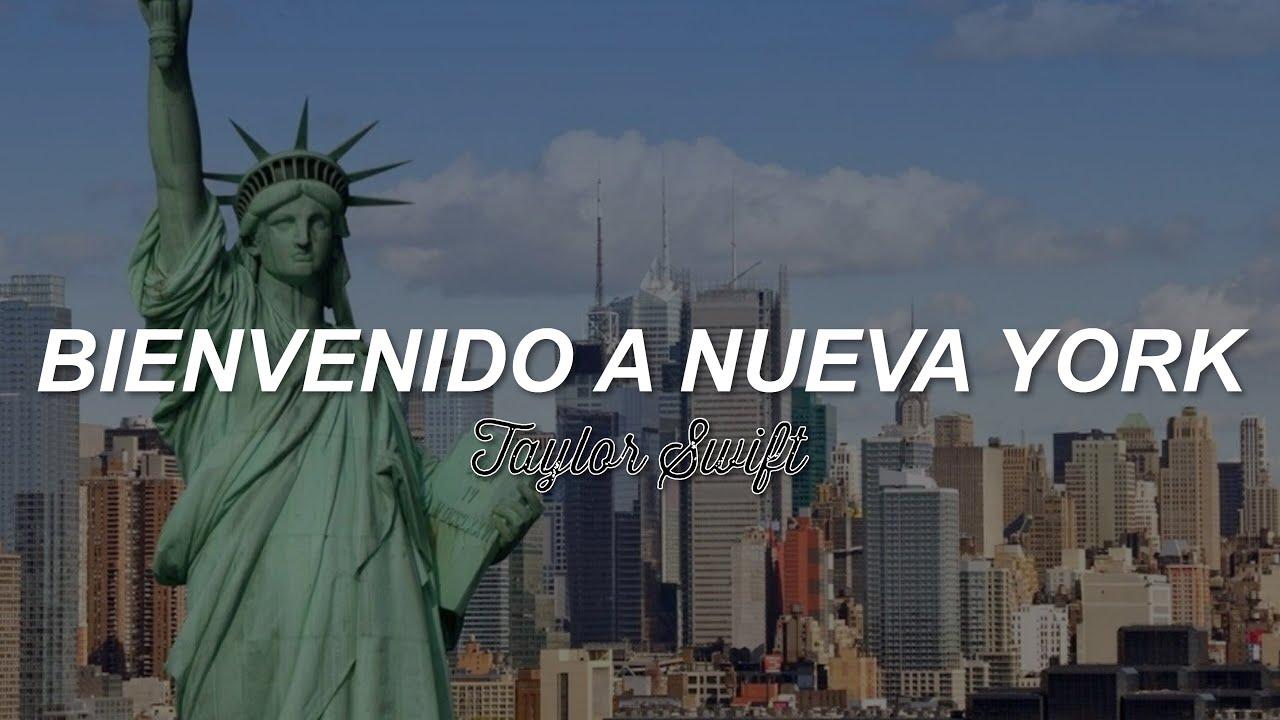 [ Taylor Swift ] - Welcome To New York // Español