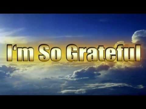 I'm So Grateful (Hebrew Israelite Song)