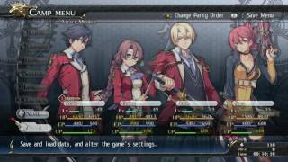 The Legend of Heroes: Trails of Cold Steel PC VERSION 1080p 60 fps Gameplay First 30 Minutes