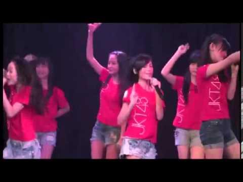 JKT48-WASSHIO J TEAM KIII Live