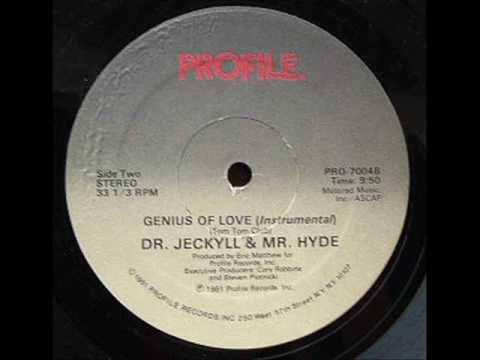 Dr. Jeckyll & Mr. Hyde - Genius Of Love (Instrumental)