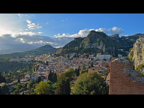 Taormina - Walking Tour (MSC Seaside Excursion)