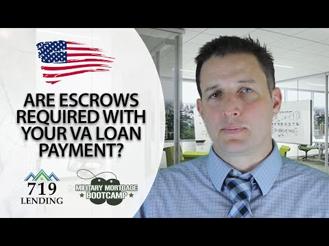 the-truth-about-escrows-and-your-va-loan-payment