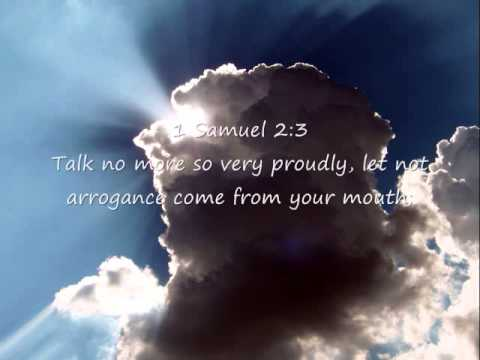 Bible Verses about Arrogance