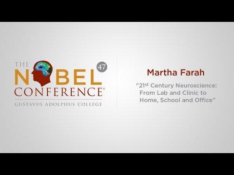 Martha Farah at Nobel Conference 47