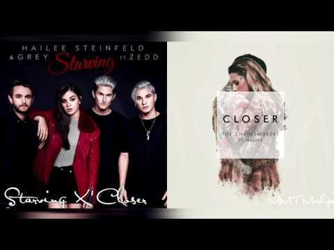 Starving X Closer | The Chainsmokers, Halsey, & Zedd Mashup!