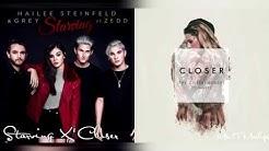 Starving X Closer   The Chainsmokers, Halsey, & Zedd Mashup!