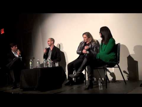 KATHLEEN TURNER, ANNE RENTON & Others THE PERFECT FAMILY Q&A 5.1.12 NYC LGBT Center