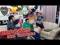 REAÇÕES: Boca Juniors-ARG 2 x 0 Palmeiras - Libertadores  - OS RIVAIS