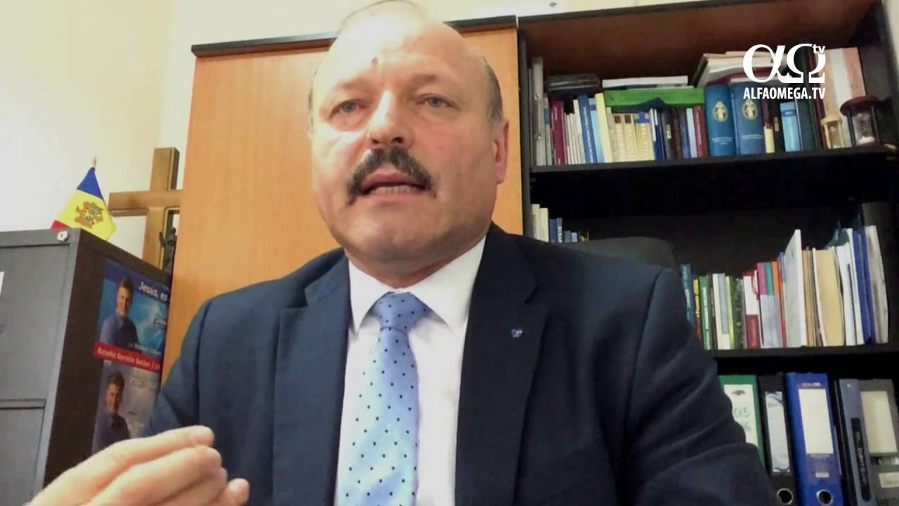 Slujirea ca si crestin in sfera politica - Valeriu Ghiletchi, parlamentar, rep. Moldova