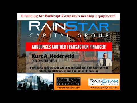 Financing for Bankrupt Companies