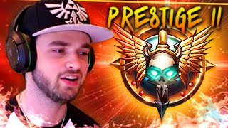 Black Ops 3 - PRESTIGE 1! - Ali-A K/D & Stats! (WHAT HAPPENS!?)