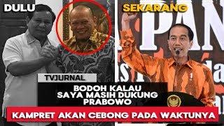 CURHATAN LA NYALLA ! Kapok Bela Prabowo, Kampret akan Cebong pada Waktunya