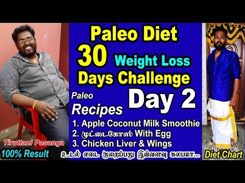 Paleo Diet 30 Days Challenge Day 2  !! World Best Weight Loss Diet !! thumbnail