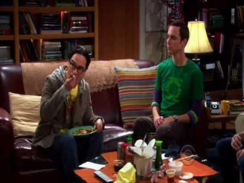 The Big Bang Theory - Sheldon pranks 'Bazinga'