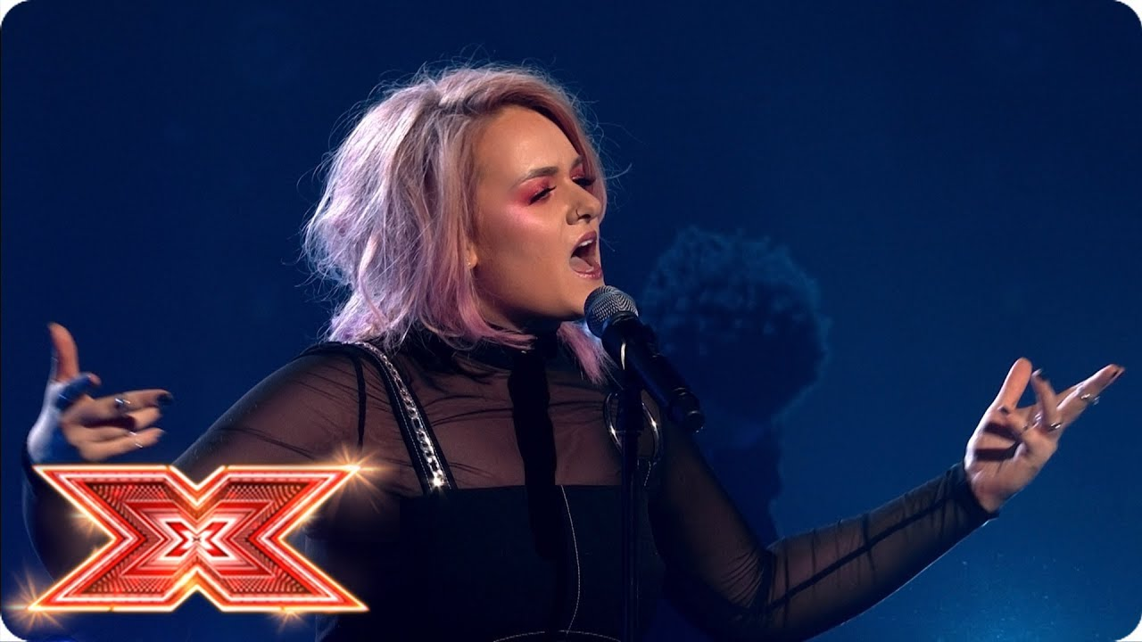 Grace hopes original track Wolves will get her to Final | Live Shows | The X Factor 2017