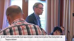48 Pykälä Mikkelin valtuusto 21.5.2018, Petri Pekonen ja Juhani Oksman