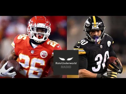 save off 3a256 02108 Damien Williams vs. James Conner: Who is the safer fantasy pick?