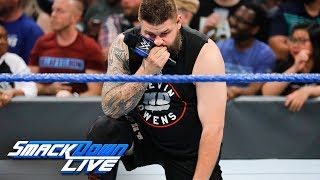 Shane McMahon fines Kevin Owens $100,000: SmackDown LIVE, Aug. 13, 2019
