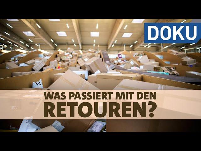 Online-Shopping: Was passiert mit den Retouren? | doku