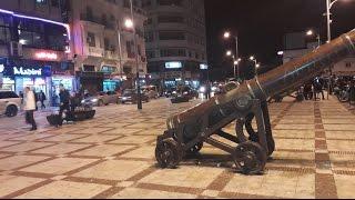 طنجة شارع محمد الخامس البوليفار tanger le boulevard mohammed v